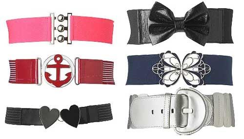 Cinturones anchos para darle un toque chic a tu estilo 70d248a8b548