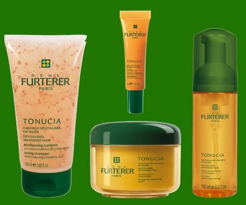 Fortalece tu cabello y gana grosor con la nueva línea de René Furterer, Tonucia Anti-Age