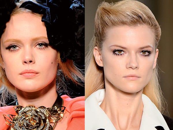 Maquillaje de la Cibeles Madrid Fashion Week