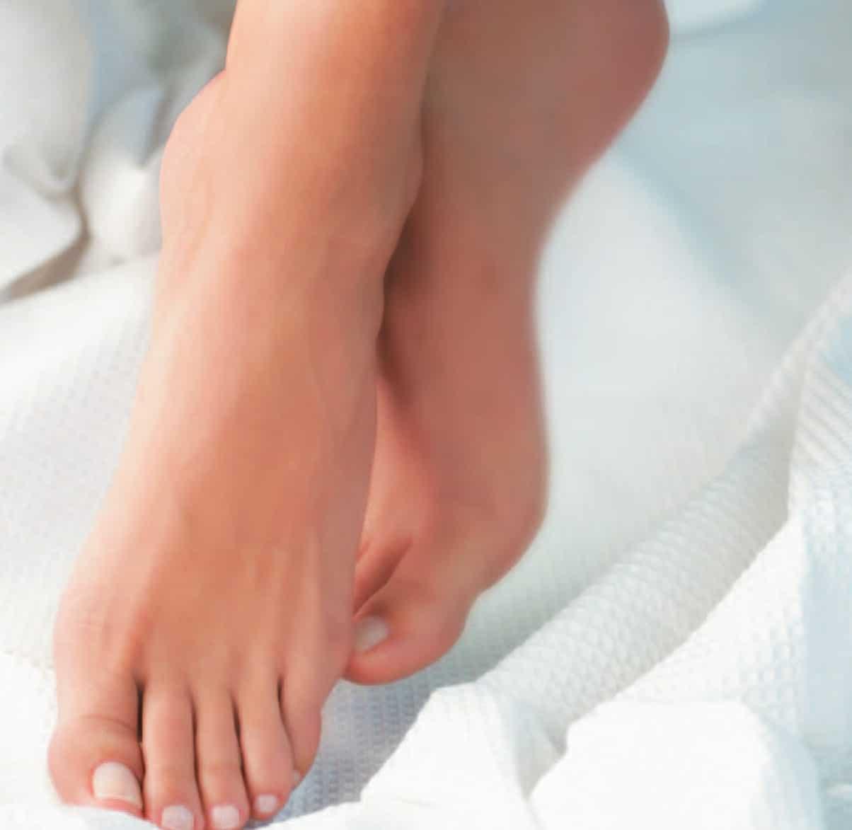 Cuida tus pies después del verano