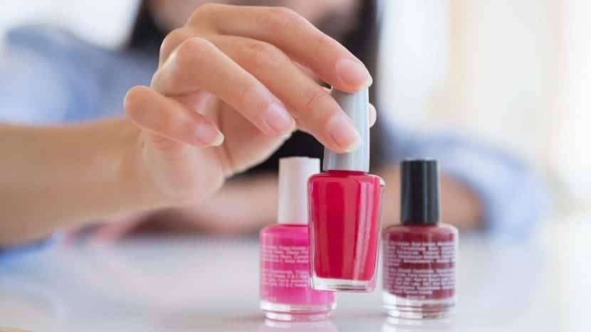 Esmalte para conseguir uñas más duras