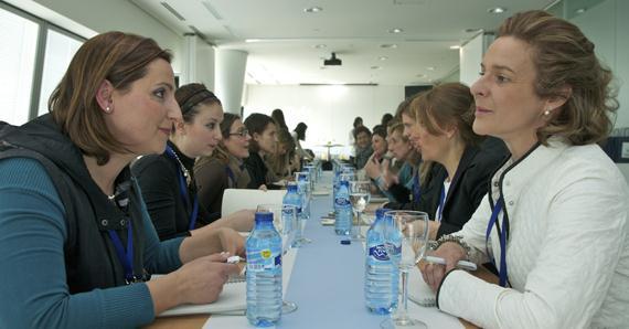 Encuentro de Mujeres en Movimiento de Rexona.