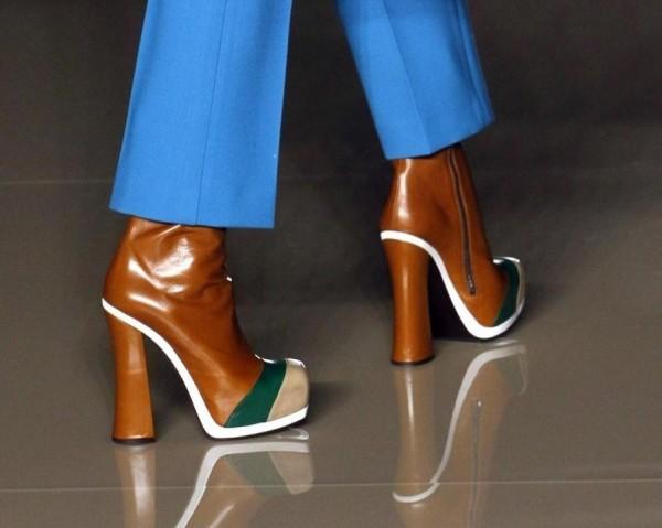 Zapatos Miu Miu otoño/invierno 2012-2013