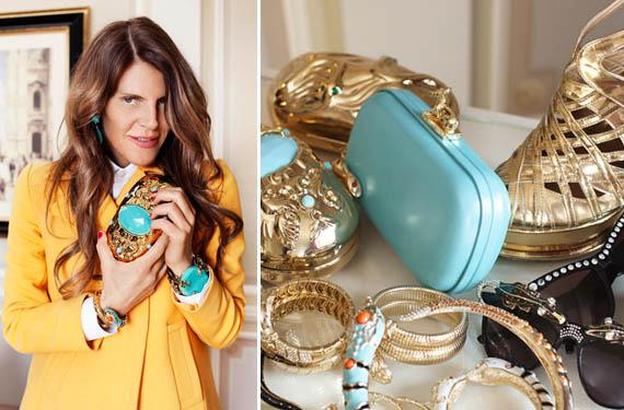 Anna Dello Russo diseña para H&M