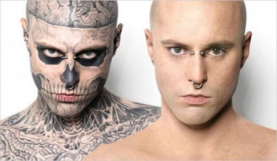 Tatuajes Cuerpo Entero cremas correctoras para cubrir tatuajes