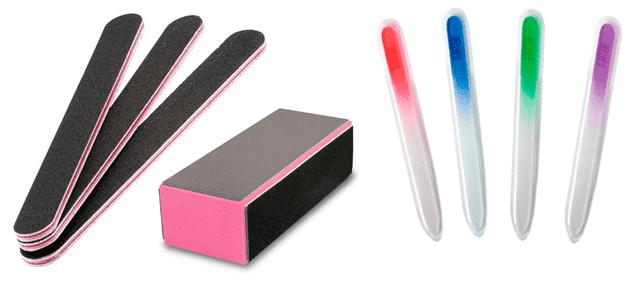 limas Tipos de limas de uñas, ¿cuál utilizar?