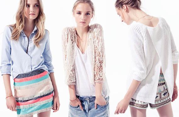 Lookbook mayo Zara TRF