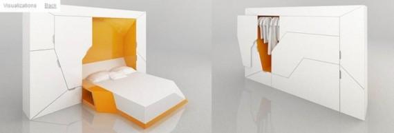 muebles multifuncionales Boxetti