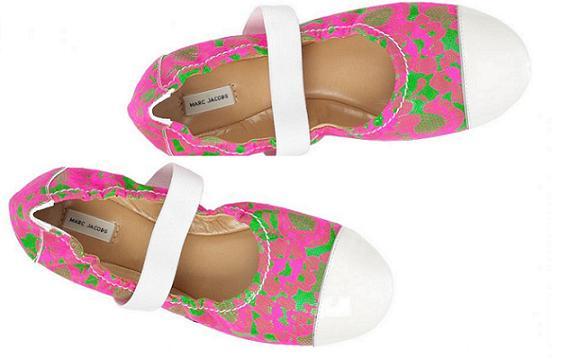 Zapatos Marc Jacobs colección primavera/verano 2012