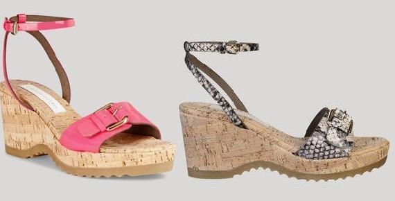Zapatos ecológicos Stella McCartney primavera 2012