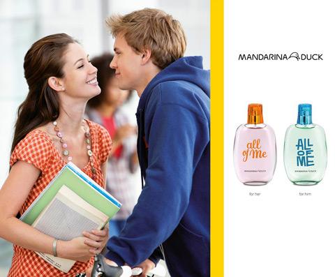 Perfume All of Me by Mandarina Duck