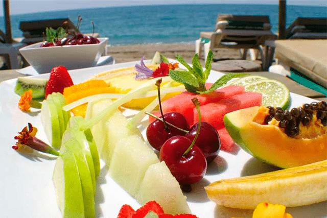 comida para llevar a la playa en venezuela