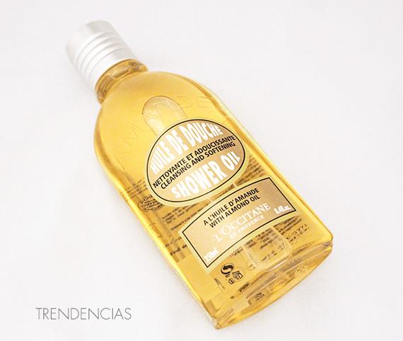 L'Occitane Aceite de ducha de Almendra