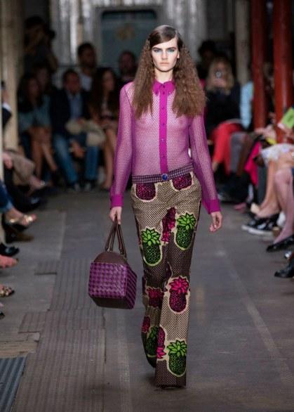 London Fashion Week: tendencias y estilo para la primavera-verano de 2013