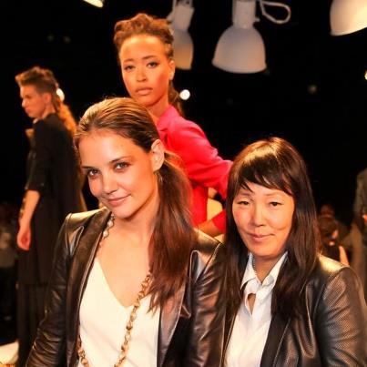 New York Fashion Week, el backstage