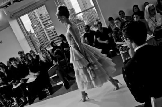 New York Fashion Week: el desfile de Oscar de la Renta