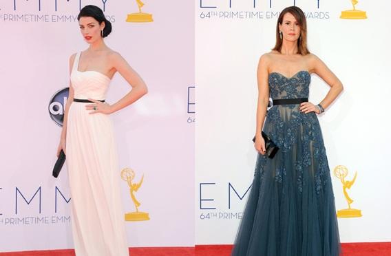 Premios Emmy 2012: Celebrities