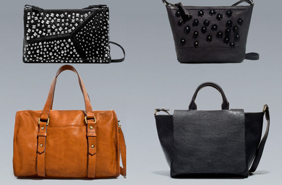 Bolsos Zara TRF