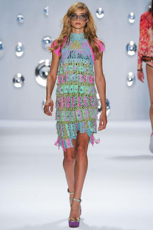 Semana de la moda de Nueva York 2013, Custo Barcelona