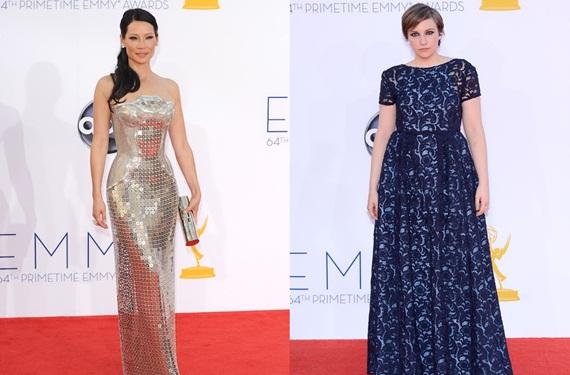 Premios Emmy 2012: Las peor vestidas