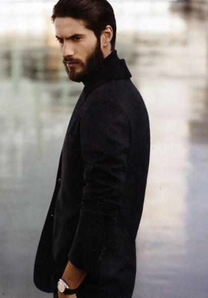 Catalogo moda hombres invierno 2013 de Hermès