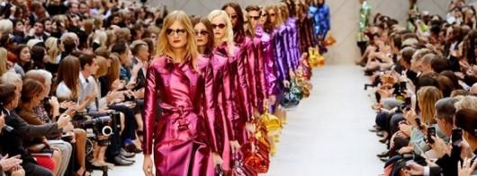London Fashion Week: tendencias y estilo para la primavera-verano de 2013 1
