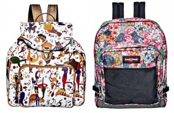 Las mochilas más cool para el verano 2012