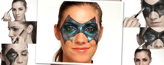Maquillaje de gatúbela