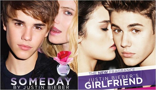Nuevo perfume de Justin Bieber