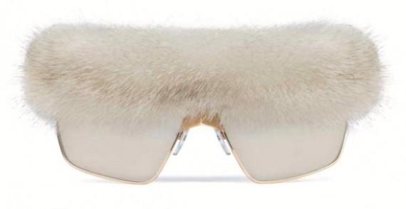 Gafas de sol de Givenchy para una glamorosa Navidad 2012