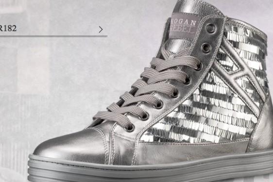 Los modelos rebeldes de zapatos Hogan para hombres y mujeres