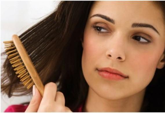 La mejor forma de cepillarte el pelo