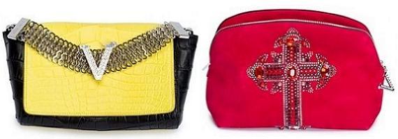 Versace: modelos de bolsos otoño/invierno 2012-2013