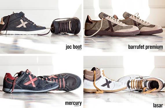 Munich, zapatillas deportivas para vestir