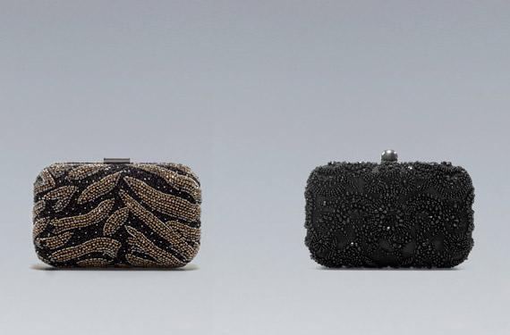 mejor sitio web a5500 70e19 Bolsos Zara, nuevos clutch de fiesta