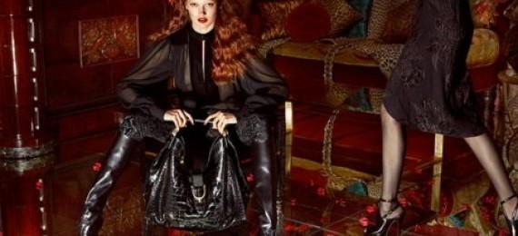 El estilo gótico, la tendencia para el otoño invierno 2012/2013