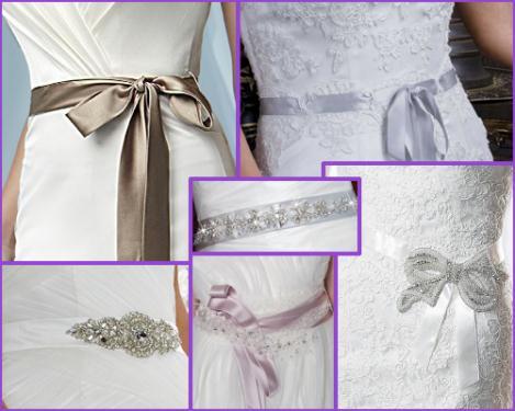 Como adornar un vestido para boda