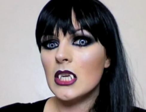 maquillaje-vampiresa