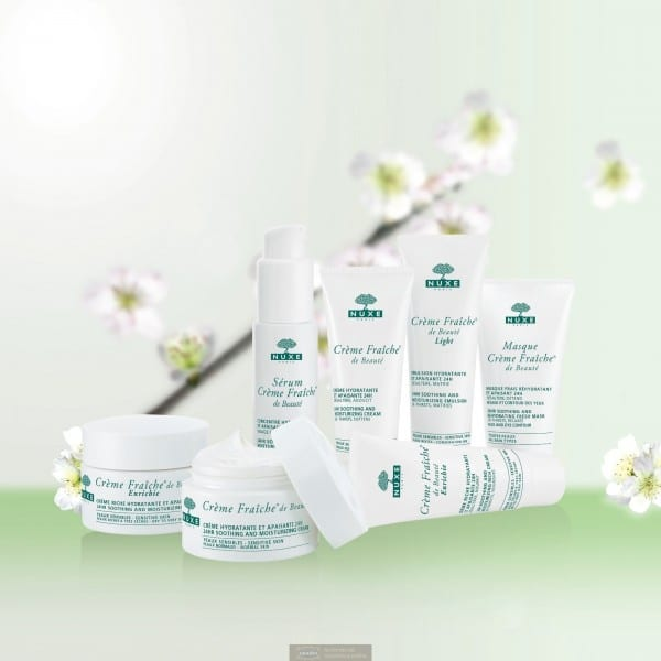 Crème Fraîche de Beauté, Nuxe para pieles sensibles