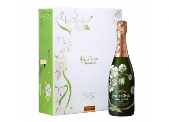 Champán Perrier Jouët Belle Epoque Florale Edition