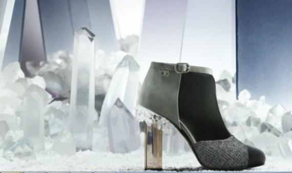 Colección de zapatos Chanel para el otoño invierno 2012 2013