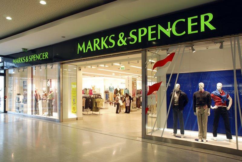 Marks & Spencer, tienda, online