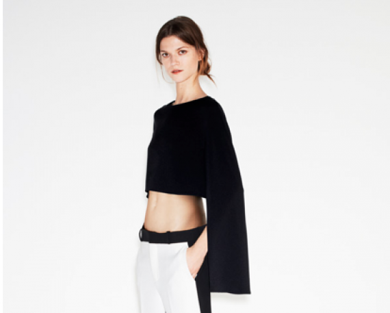 Zara con glamour para la Nochevieja