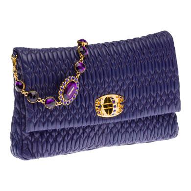 Los bolsos Miu Miu para el invierno 2013