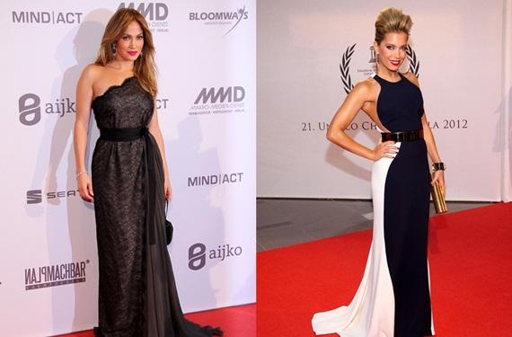 Gala UNESCO en Alemania: Celebrities