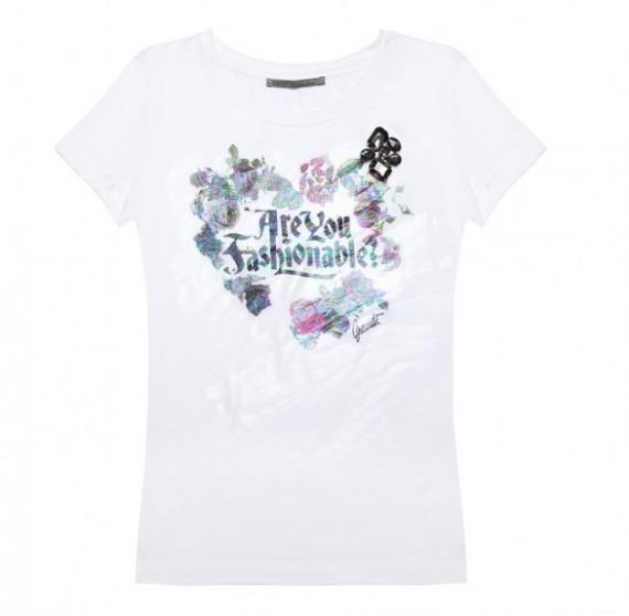 Colección de camisetas Gaudí para la navidad 2012