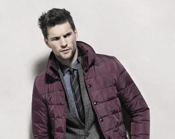 He by Mango, la nueva colección para hombre otoño invierno 2012/2013 con Tomas Skoloudik