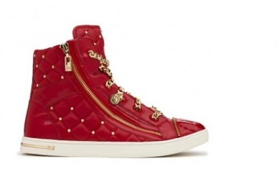 Colección exclusiva de zapatillas para la navidad 2012 de Michael Kors