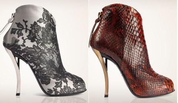 Zapatos Roger Vivier otoño/invierno 2012-2013