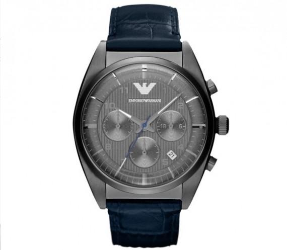 Blue Collection, la nueva colección de relojes de Emporio Armani